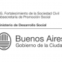 Fortalecimiento de la Soc. Civil